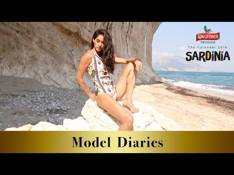 Model Diaries | The Making Of Kingfisher Calendar 2019