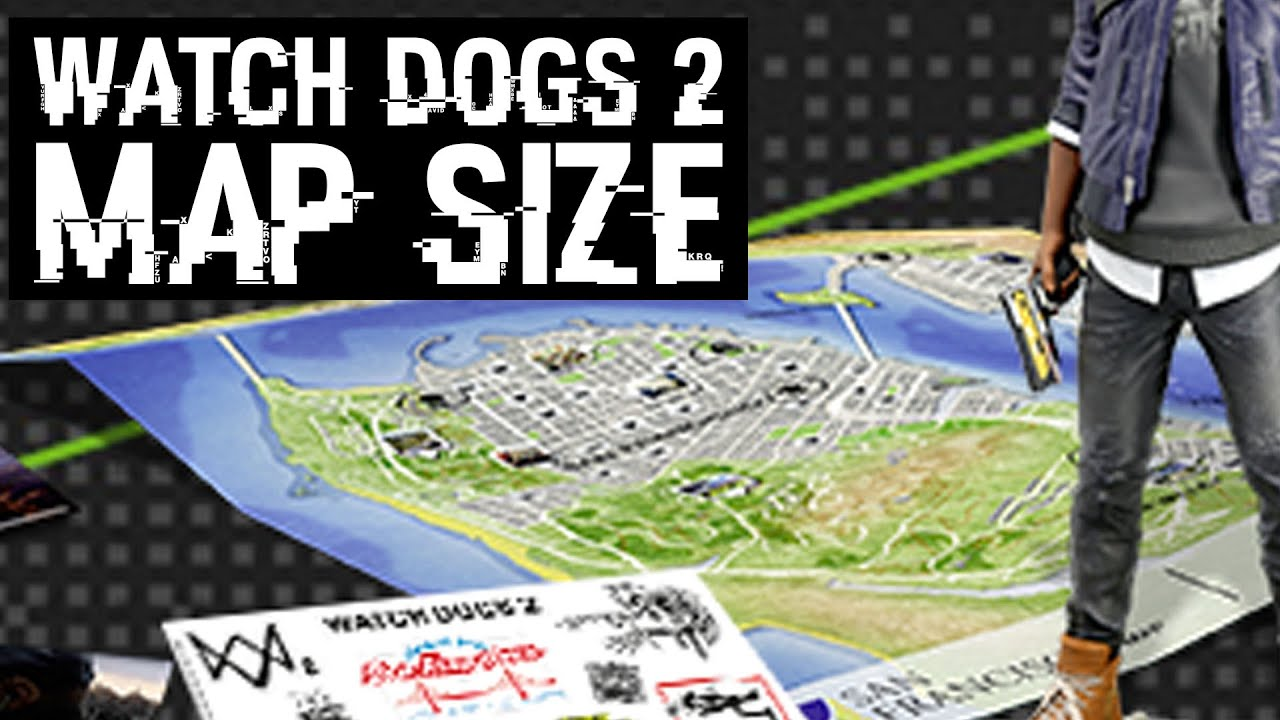 Watch Dogs  Map Complete