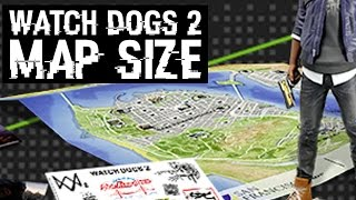 Download lagu Watch Dogs 2 MAP SIZE STORY DETAILSMORE MP3