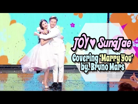 We Got Married Behind 성재♥조이 미공개컷  Bu marry you