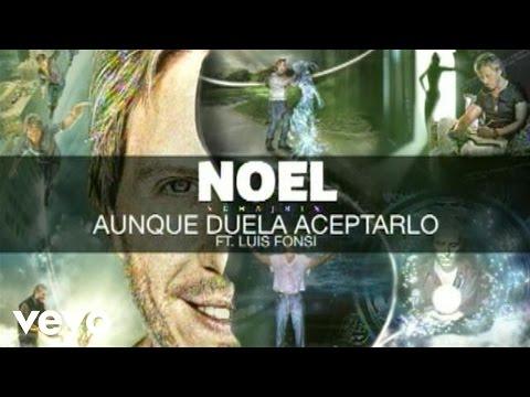Ver Video de Noel Schajris Noel Schajris, Luis Fonsi - Aunque Duela Aceptarlo (Audio)