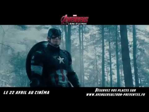 Avengers, l'Ère d'Ultron - Le 22 Avril au cinéma streaming vf