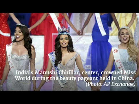 Manushi Chhillar's Quote on Physics is Every Science Student Ever