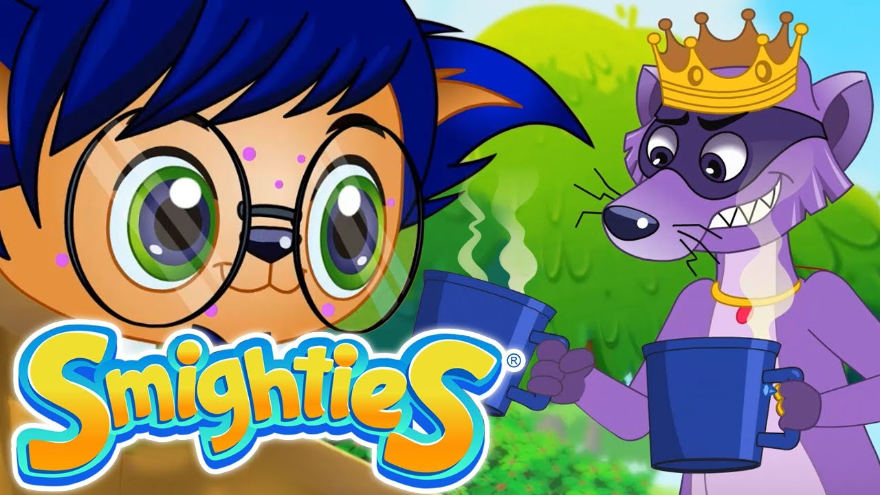 Smighties -Amnesia and Sneezils flu |Cartoons For Kids | Children's Animation Videos
