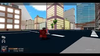 Super Battle of Herois [ROBLOX]