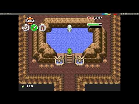 Let's play Zelda Book of Mudora (live) #3