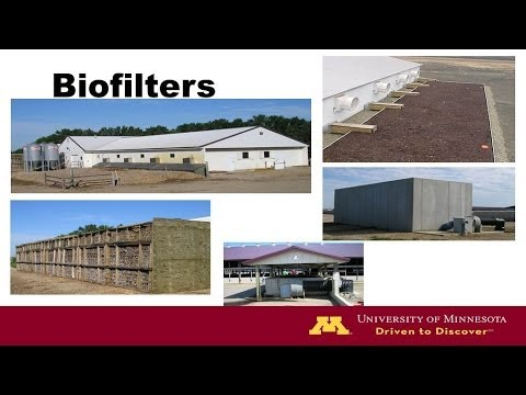 Biofilters to Manage Odors and Air Emissions from Animal Feeding Operations