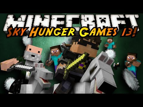 Minecraft Sky Hunger Games : TIRED SLOPPINESS!