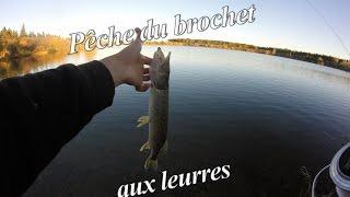 Pêche du brochet aux leurres-GoPro HD
