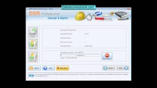 Data Doctor DDR Data Recovery Software Professional file files partition disk drive restore tool