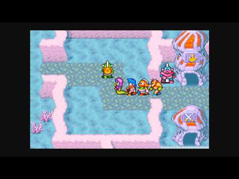 Let's Play Breath Of Fire (GBA) - Episode 29: Fish. Big Fish.