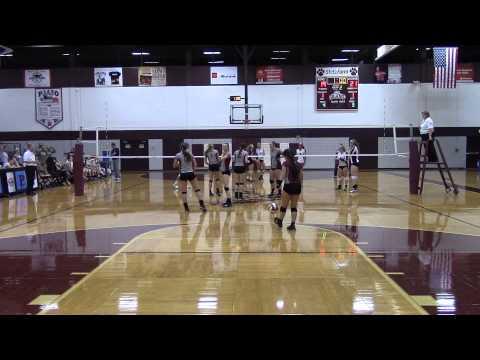 Plano Wildcat JV Volleyball vs Flower Mound JV - Sep 5, 2014 Gm2