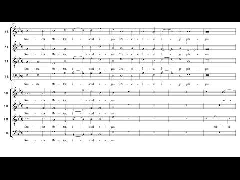 Palestrina | Stabat Mater [The Cardinall's Musick]