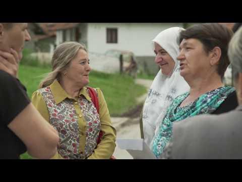 WHEP Bosnia and Herzegovina - Community Based Health Days (AUG2017)