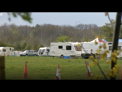 Pubs to close as 10,000 expected at 'Gypsy Horse Fair' in Nottingham