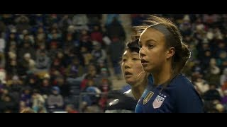 (1) USWNT vs Japan 2.27.2019 / SheBelieves Cup 2019
