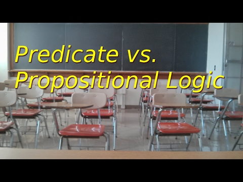 Introduction to Predicate Logic
