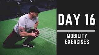 Day 16: Mobility Exercises  - 30 Days of Training (MIND PUMP)