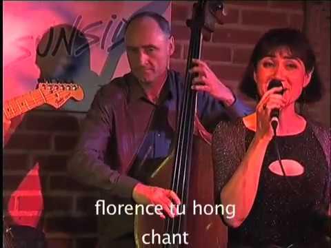 Moon Ray - Florence Tu Hong 4tet au Sunside à Paris
