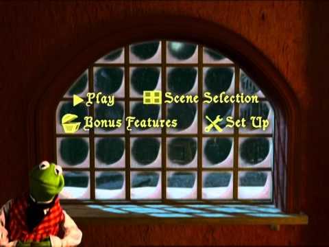 The Muppet Christmas Carol UK DVD Menu [Region 2] - YouTube