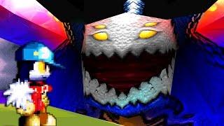 Klonoa (PS1) All Bosses (No Damage)