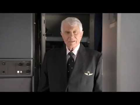 AirTran Airways commercial with Peter Graves and Steve Barnes