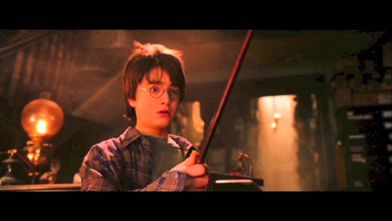 Harry Potter Book Trailer : Final harry potter book trailer youtube