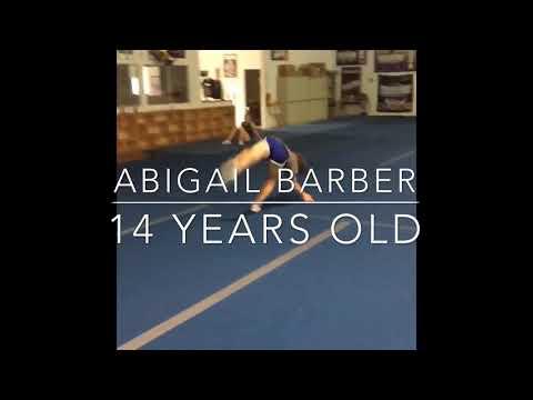 abigail barber// nfinity legends 2019!