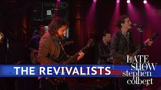 The Revivalists Perform 'All My Friends'