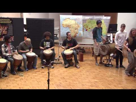 World Drumming Master Class | Michael Taylor