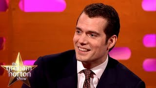 Henry Cavill Was Supposed To Be The Lead In Twilight! | The Graham Norton Show
