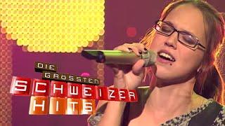 Stefanie Heinzmann mit Unbreakable