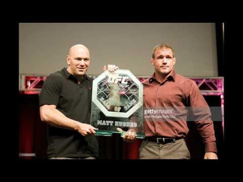 Dana White Explains Why UFC Fired Chuck Liddell and Matt Hughes