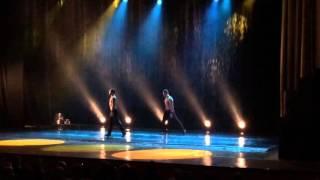 Шоу под дождём-2 в Стерлитамаке 28.11.2015