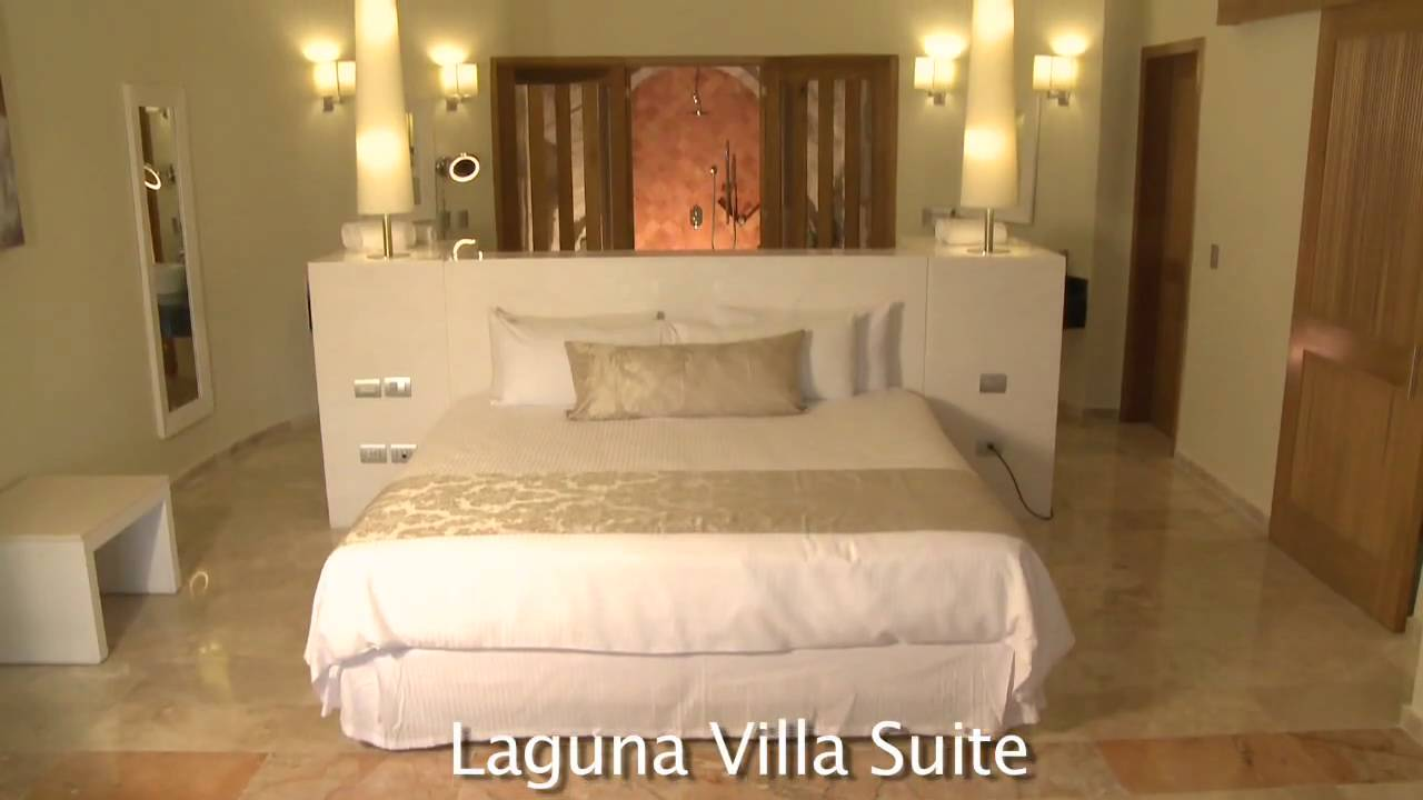 Grand Sunset Princess Laguna Villa Suite Room Preview