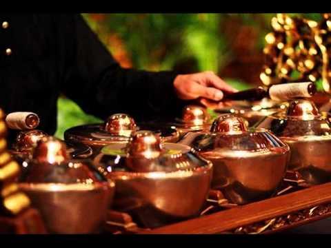 warisan gamelan melayu- Geliong(Turun Gambang)