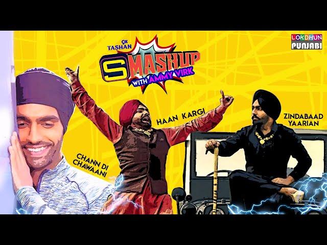 Ammy Virk Smashup 2019 / 9X Tashan Smashup #0123 / Dj Vaggy