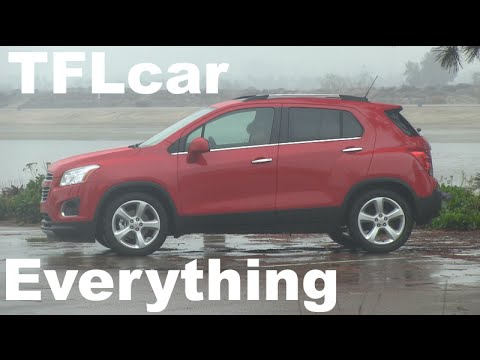 2015 Chevy Trax AWD: Almost Everything You Ever Wanted to Know