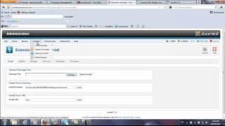видео Как в Joomla вставить скрипт