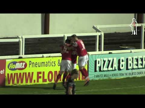 Goal: Robbie Benson (vs Dundalk 01/11/2020)