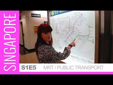 Singapore's public transport - MRT - #KASSYPLUSONE