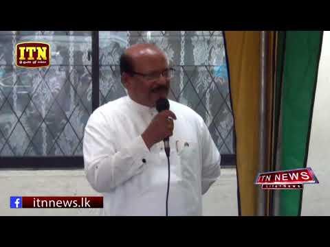 Central Province Chief Minister Sarath Ekanayaka 24042018 _ ITN NEWS