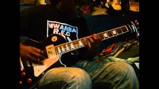 Mastodon - Thickening (guitar cover)