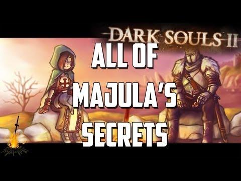 All of Majula's secrets in Dark Souls 2