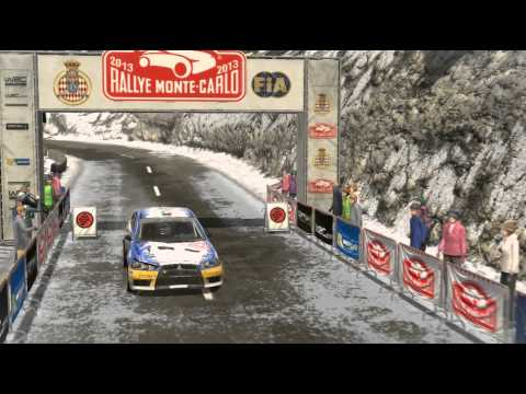 Обзор WRC 4 FIA World Rally Championship