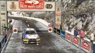 Обзор WRC 4 FIA World Rally Championship