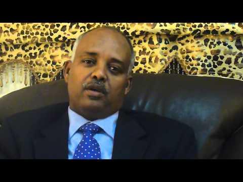 Dr: Maxamed Yasiin Xassan Wasiirkii Hore ee Kaluumaysiga iyo Maamulka Dekadaha ee Somaliland