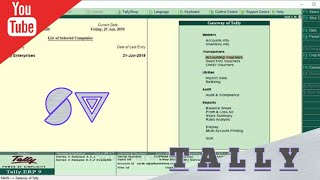 How to ENABLE GST In TALLY || TALLY में GST कैसे ENABLE करें || TALLY PART-3