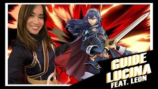 Kaya'Smash - Guide pour jouer Lucina avec le joueur pro Leon ! | Super Smash Bros Ultimate