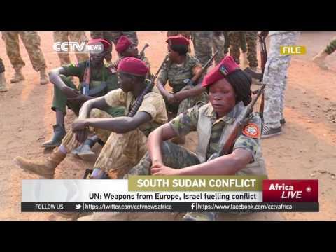 Weapons are shipped through Uganda to reach South Sudan - UN